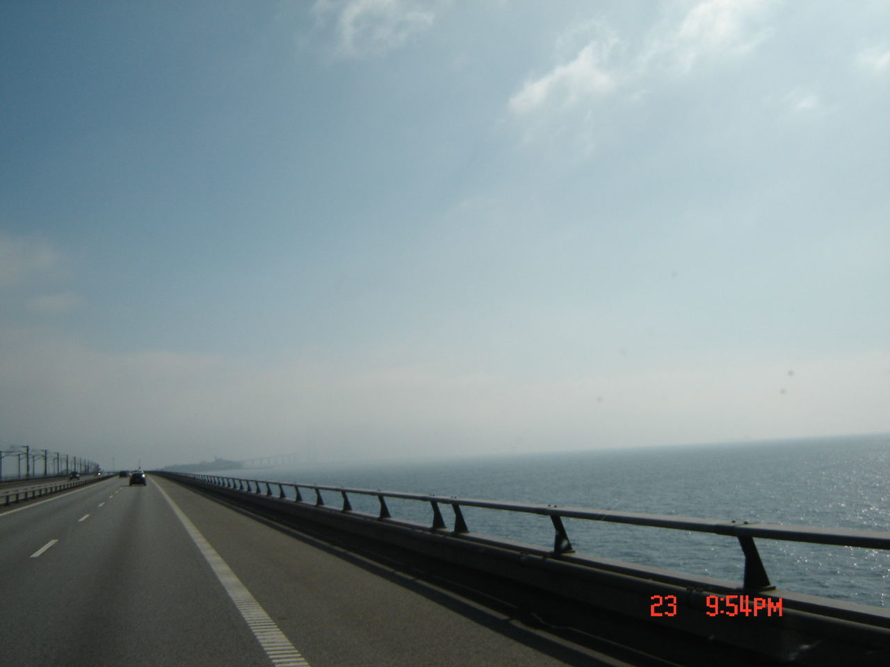 transportation, road, number, sky, no people, sea, the way forward, day, water, outdoors, nature, scenics