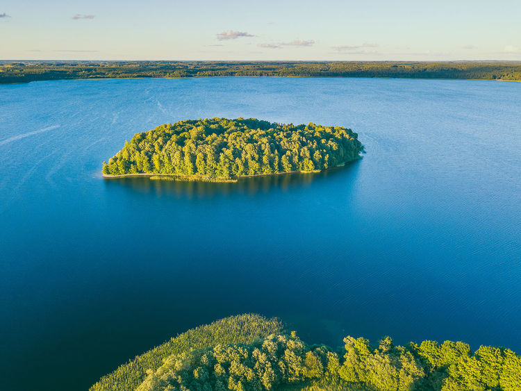Island, Plateliai lake Aerial Shot Drone  Lietuva Aerial Aerial View Beauty In Nature Blue Day Drone Photography Europe Floating On Water Green Color Growth Idyllic Lake Mavic Mavic Pro Nature No People Non-urban Scene Outdoors Plant Scenics - Nature Sky Tranquil Scene Tranquility Water Yellow