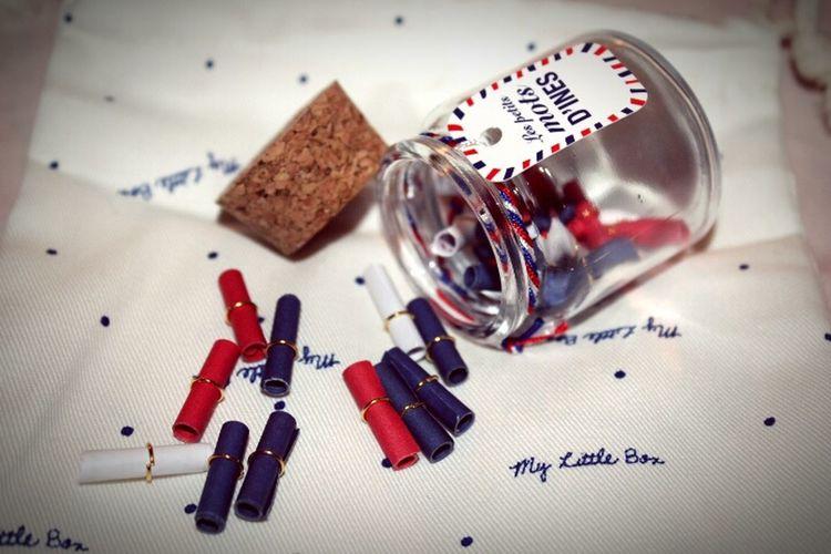 Inesdelafressange Petitsmotsd'ines Mylittlebox Goodies