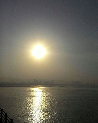 The Rising Sun Arabian Sea Vashi Navimumbai