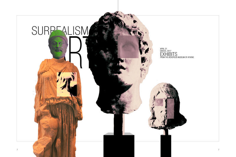 Acropolis, Athens Acropolis Museum Art And Craft Close-up Day Female Likeness Human Representation Male Likeness No People Sculpture Statue Surreal_manipulation Surrealism Surrealism And Fantasy Art White Background