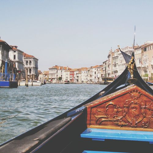 Travel Destinations History City Architecture Tourism Gondola - Traditional Boat Sky City Break Bridge - Man Made Structure Cityscape Venezia Italy 🇮🇹 Canal Water Gondola Gondole In Venice Venice Canals Venice Italy Venice Outdoors River No People Nautical Vessel Day The Great Outdoors - 2017 EyeEm Awards The Traveler - 2018 EyeEm Awards