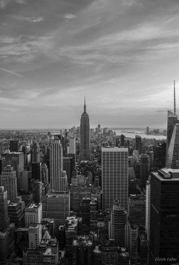 Blackandwhite Traveling NYC New York