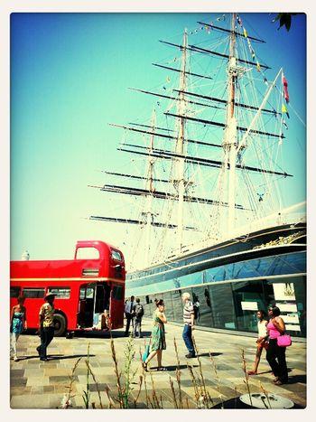 Cutty Sark Greenwich.