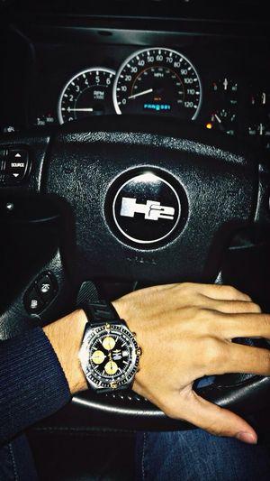 Hummer H2 Breitling