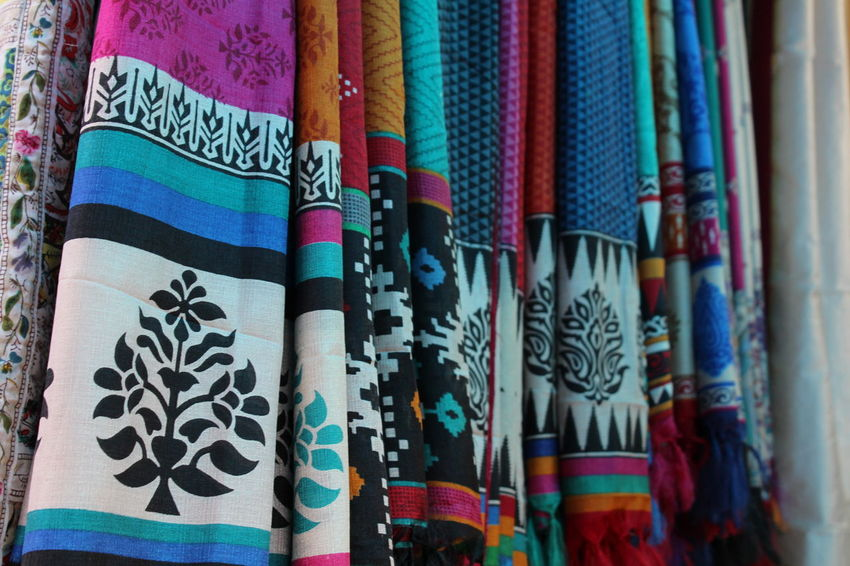 Never ending love for dupattas!! #dillihaat #dupatta #indianwear #outfit #photography #Rajastani