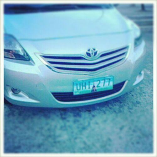 Ayie...na-drive ko na dn si Yuhi:D thanks dad! Vios Car Automatic Yuhi @mjpcorpusinsta @joyinne_22