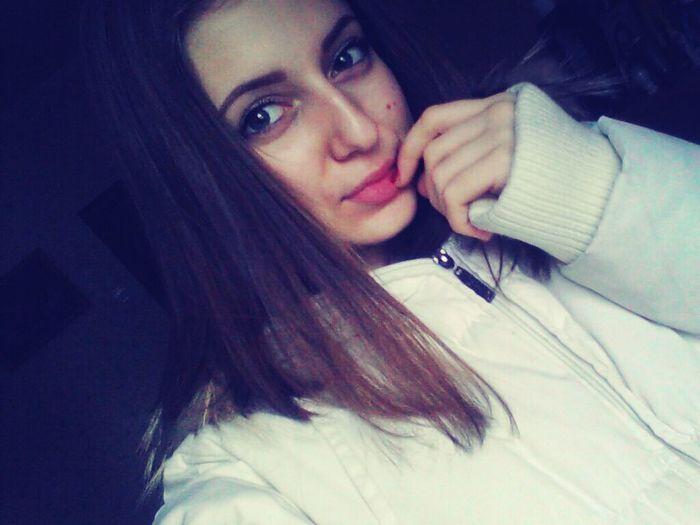 That's Me Girl Hello World Winter