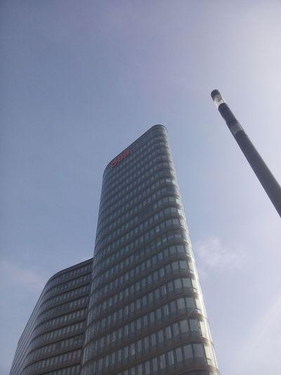 Architecture Architektur Austria Blauer Himmel Blue Sky Hauptbahnhof Structure Urban Geometry Vienna Wien Wien Hauptbahnhof