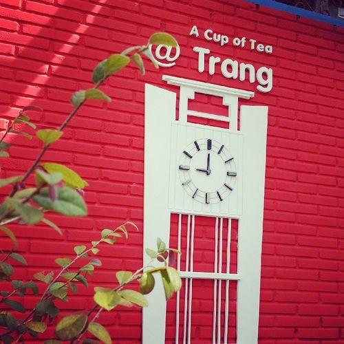 ร้าน A Cup Of Tea ชาอร่อยย Acupoftea Trang Thailand
