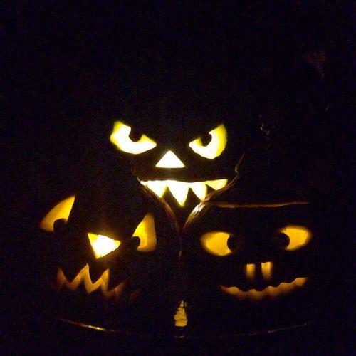 Halloween Pumpkins Automn