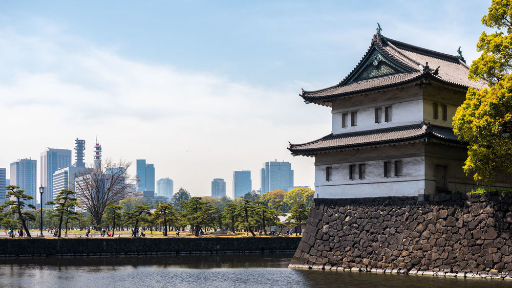 Imperial Palace Tokyo Architecture Building Exterior Built Structure City Cityscape Day Imperial Palace Imperial Palace Japan Imperial Palace Tokyo Japan Japan Photography Japanese Architecture Japanese History Modern Nihon Nippon Nippon Photography No People Outdoors Sky Skyscraper Tokyo Tokyo,Japan Travel Destinations The Architect - 2017 EyeEm Awards Neighborhood Map