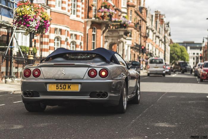 550 Barchetta 500 550 Barchetta Ferrari London Mayfair, London Barchetta Mayfair Photocutout Worldcars