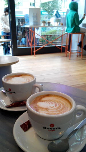 The Best Coffee In Town, Berlin