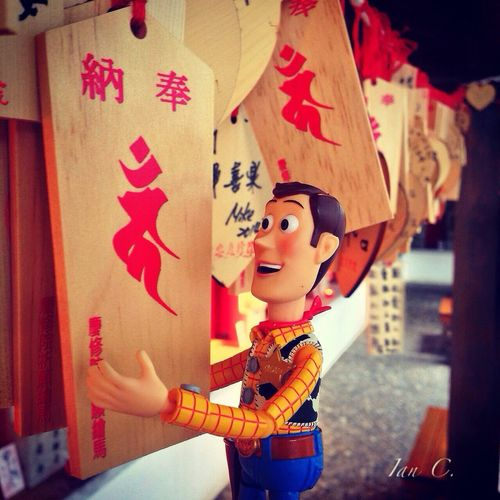 GodBless Taiwan Woody Toys ?天佑台灣?