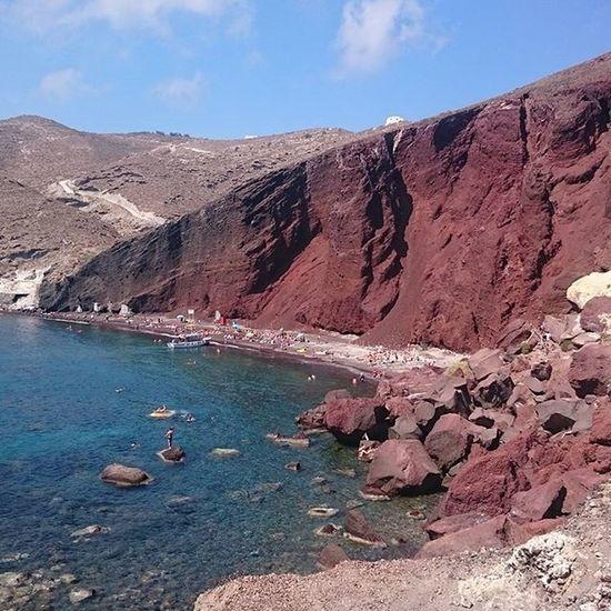 Redbeachsantorini Santorini Akrotiri