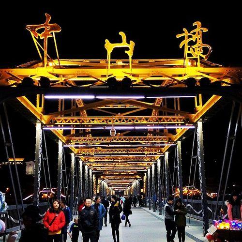 天下黄河第一桥中山桥 Lanzhou Zhongshanqiao
