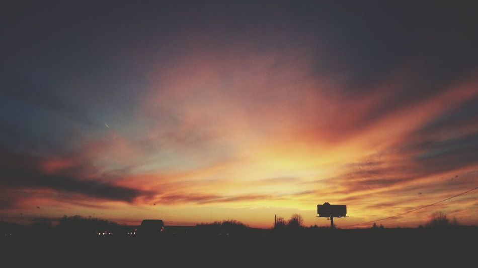 Beautiful Sunset Cruzin'