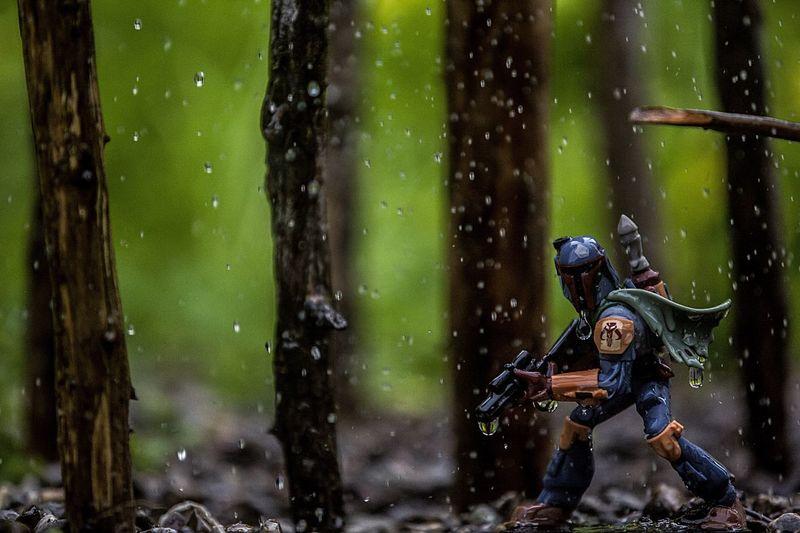 Bobafett Starwars Toyphotography Disney DisneyInfinity