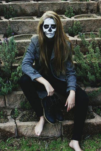 Makeupbyme Scarymakeup