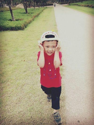 Flowerboy Cutiepie