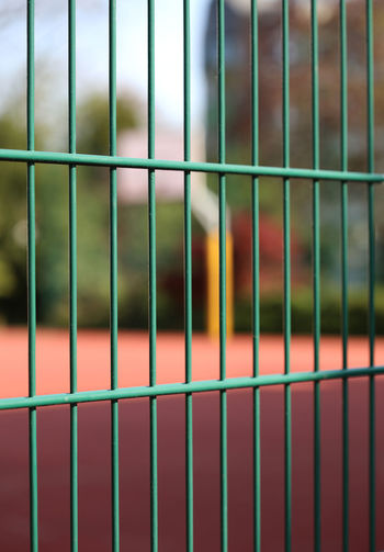 Full frame shot of fence