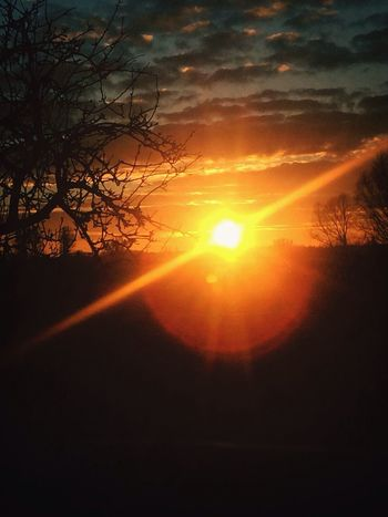 And the sun goes down Nature_collection Sunset Sun_collection