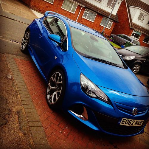 VXR Vauxhall Astra GTC First Eyeem Photo