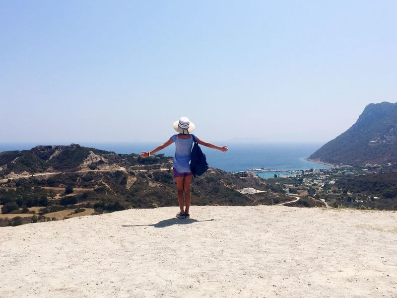 Kefalos, Kos island Kos Grecia Greece Island Sea Landscape Summer Summer Views Freedom Panorama Estate