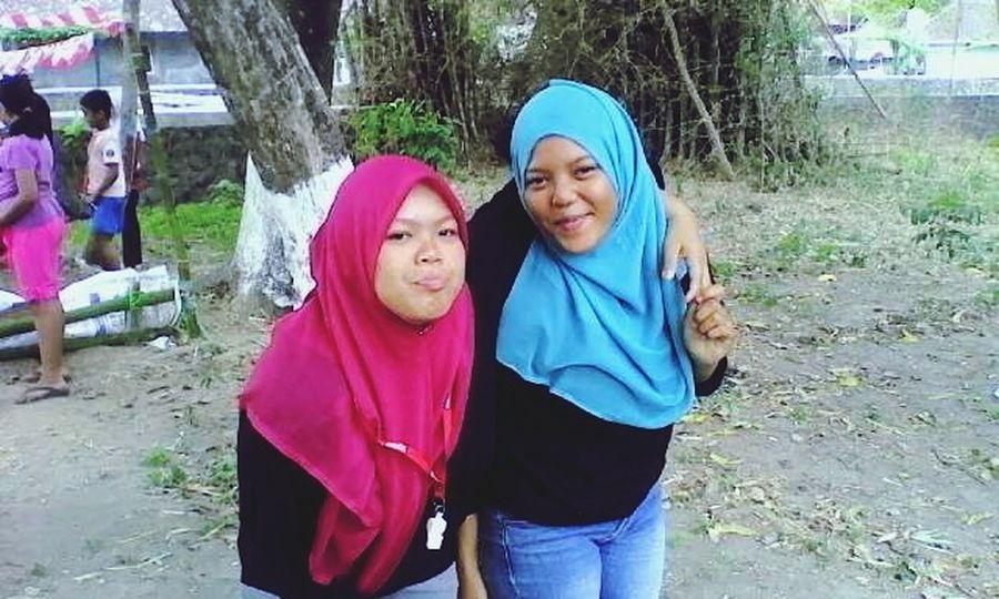 Explorejogja That's Me With My Friend Enjoying Life First Eyeem Photo Cheese! Yogyakarta