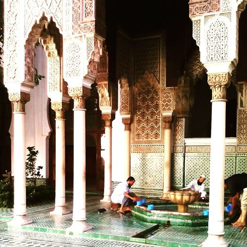 Old Places I've Been Me Mosque Maroc The Places I've Been Today