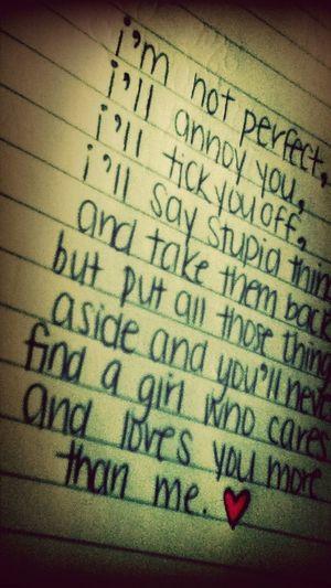 #nobodyIsPerfect#❤#Brdd