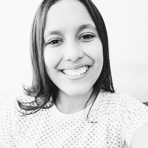 Selfie ✌ Blackandwhite Smile stop being sad for things that are insignificant, remember always to face problems with a smile!!