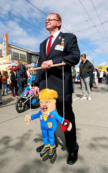 """Putin"" carries"