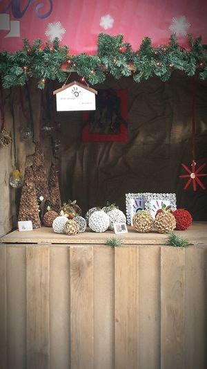 Christmas Decorations La Féerie De Noël A Bickfaya Handmade By Me