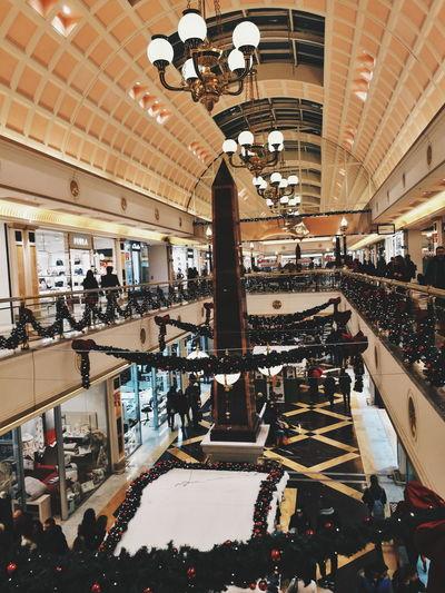 Christmas air #shopping  #Shop #Christmas #christmastime