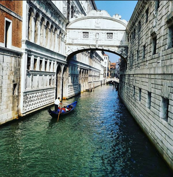 AndjelaMancic EyeEm Gallery EyeEm Best Shots First Eyeem Photo Canals Canou Venice Italy Vintage Architecture