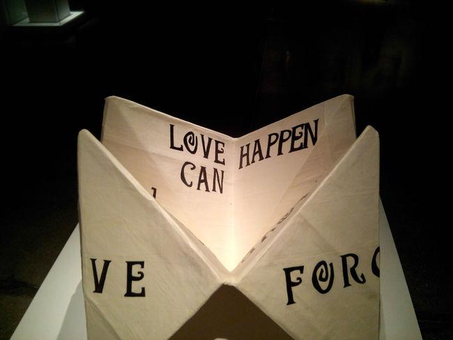 Love Happen Can Art