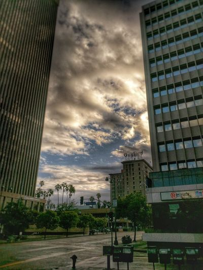 That's so GAYlord! Neighborhood Stroll Koreatown Losangeles Sky And Clouds Wilshire Boulevard