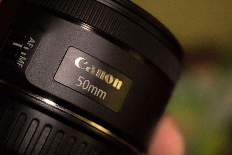 Objective Canon