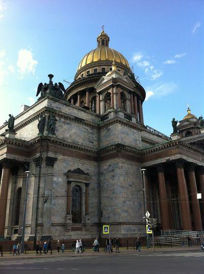 Saint-Petersburg Saint Isaac's Cathedral