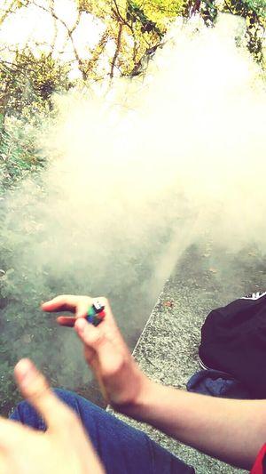 Beutiful  Fumée