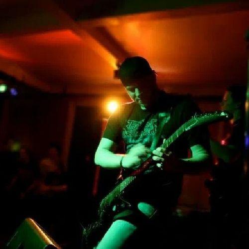 Me Guitar Gibson Gibsonexplorer metal germanboy metalcore onstage music musik