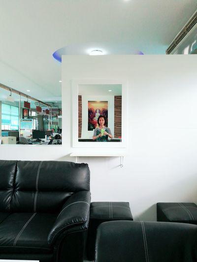 Indoors  Sofa