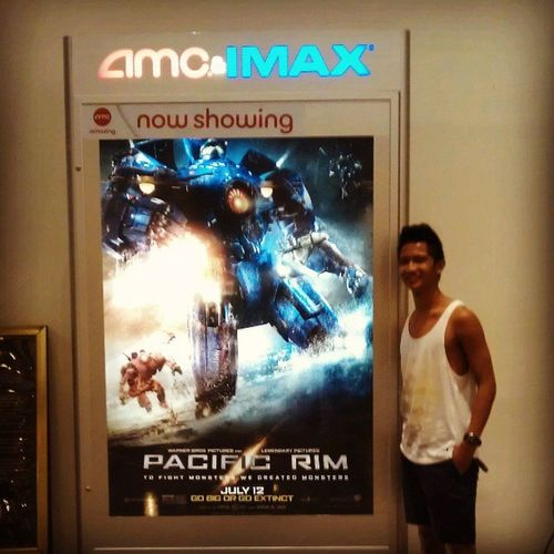 Just watched Pacific Rim again with baronnguyen #love #this #movie #seconds #pacificrim #Mecha #monster #apocalypse #gipsydanger #jaeger #kaiju #amc Love Monster MOVIE Apocalypse This Kaiju Mecha AMC Seconds Jaeger PacificRim Gipsydanger