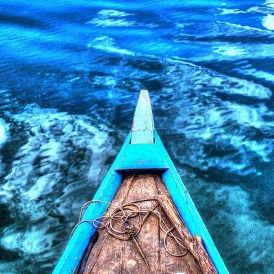 Way back home. Visitkalsel Iamacreativ Thecreativmovement Landscape Boat Lake Water HDR Adventure Travel ___________________________