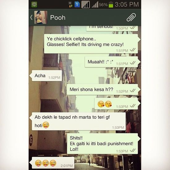 Haha.. xD. Buddies ehh!! :* Epicshit Vellapanti Yaaram Missyou Stubborn Pooh WhatsApp Drama Dost
