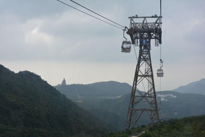 Buddha Cable Cars Hong Kong HongKong Tian Tan Tian Tan Buddha (Giant Buddha) 天壇大佛 Travel