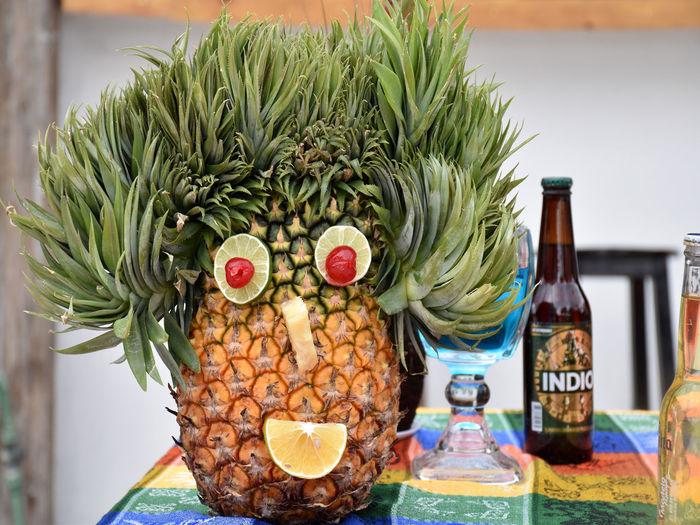 Food Fresh Pinapple Healthy Eating Pinapple Pinapple Art Pinapple Face Uncut Pinapple Whole Pinapple