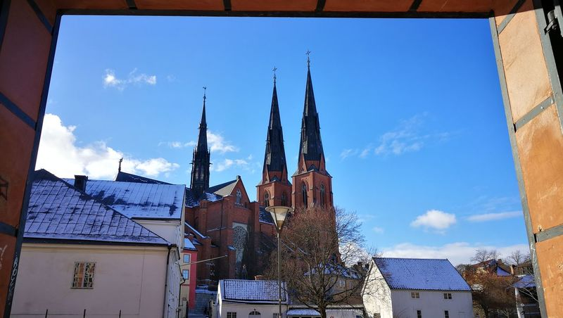 Uppsala Domkyrka First Eyeem Photo